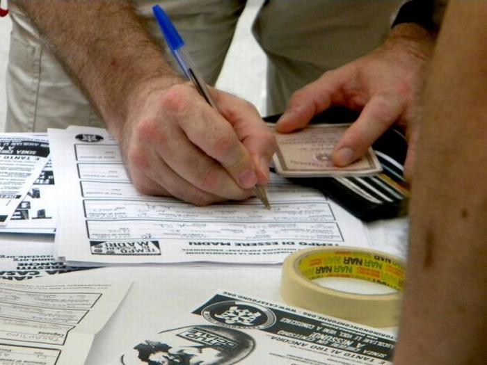 "Referendum ""Anticasta"": fino a gennaio le firme"