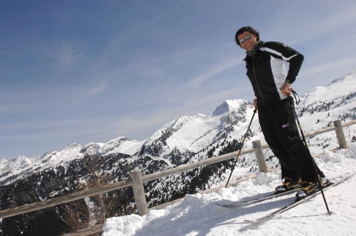 Festa della Montagna a Faenza, una tre giorni di campioni con Tomba e di Centa