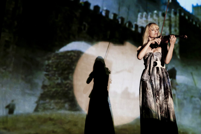 Al Baccanale la musica di Saule Kilaite & The Blùart