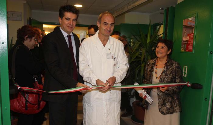 Un nuovo reparto per Urologia