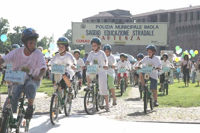 Educazione stradale: il progetto (ridotto) riprende