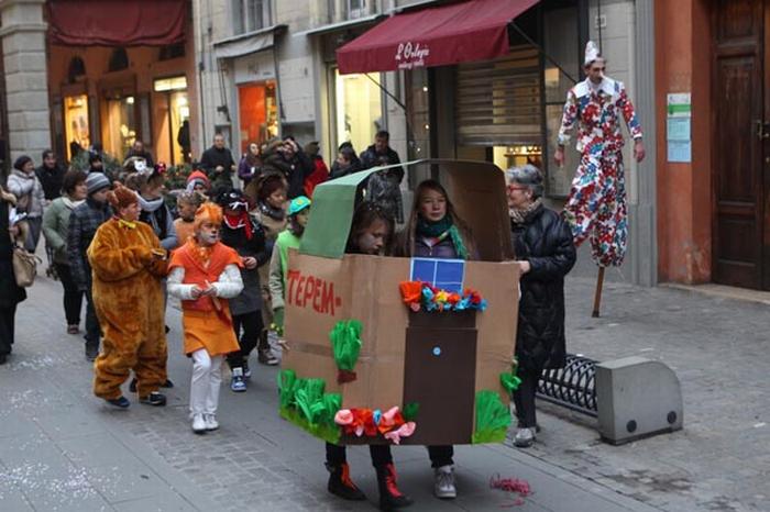 Carnevale dei Fantaveicoli: un successo!