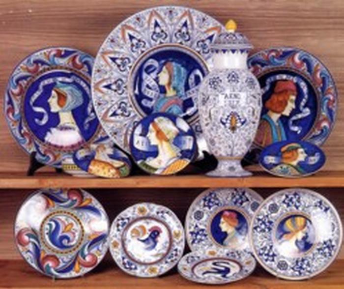 All'asta opere di ceramisti faentini