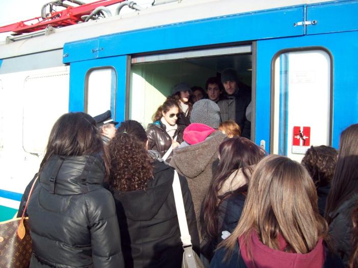 Tirocinio sul trasporto ferroviario