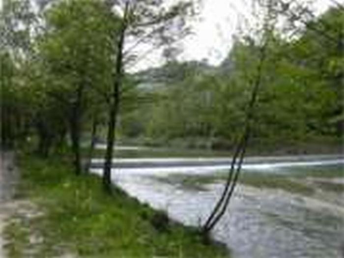 Lo stato dell'acqua del Santerno preoccupa