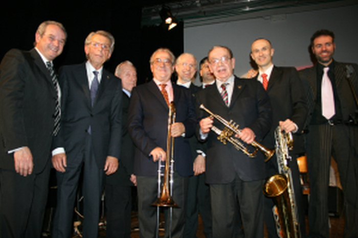 Dr Dixie Jazz Band in concerto