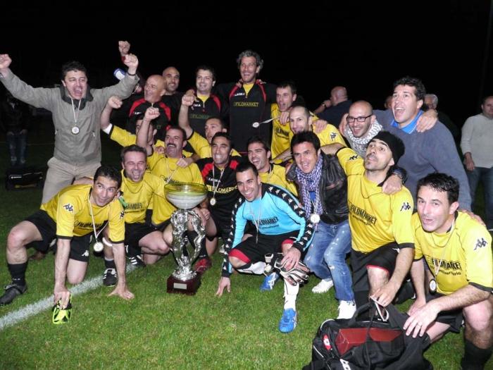 Al Sasso Morelli il campionato amatori Csi 2011