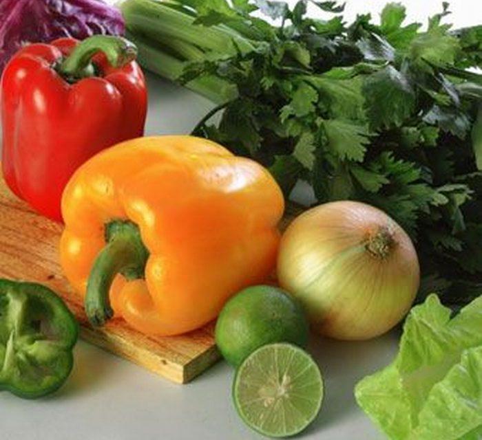 Sicurezza alimentare: verdura imbottita di pesticidi