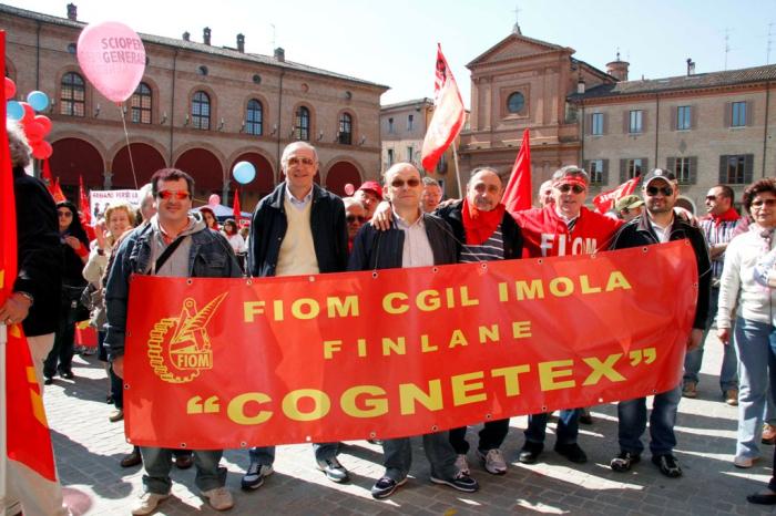 Preoccupazione per l'ex Cognetex