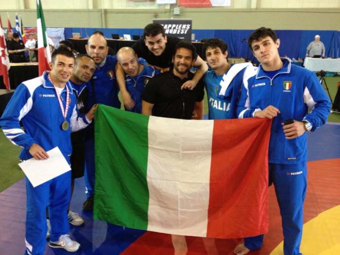 Arti marziali miste: Gionata Zarbo è campione del mondo