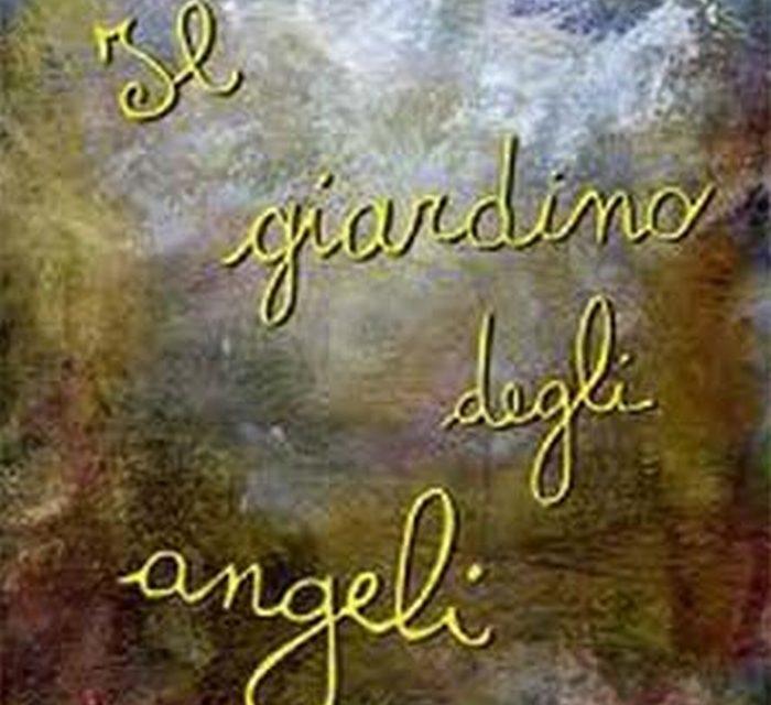 """Alberto Fortis per """"Il giardino degli angeli"""""""
