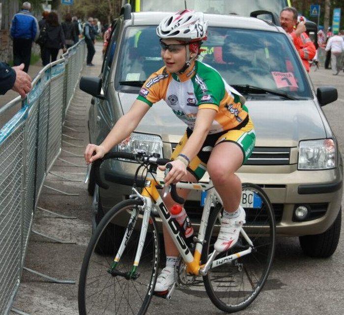 Ciclismo, una giovane promessa agli Italiani