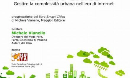 """Incontro sul tema delle """"Smart cities"""""""