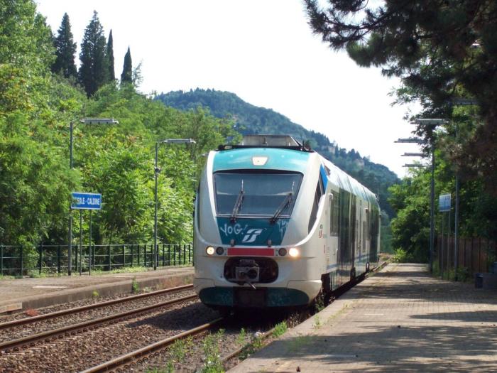 Quel treno fantasma tra Lugo e Firenze…