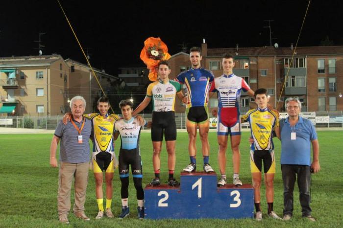 Ciclismo su pista, Mantellini ancora sul podio