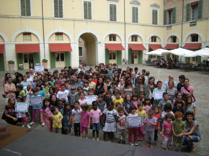 """Hera: premiate le scuole più """"riciclone"""" di Faenza e Solarolo"""