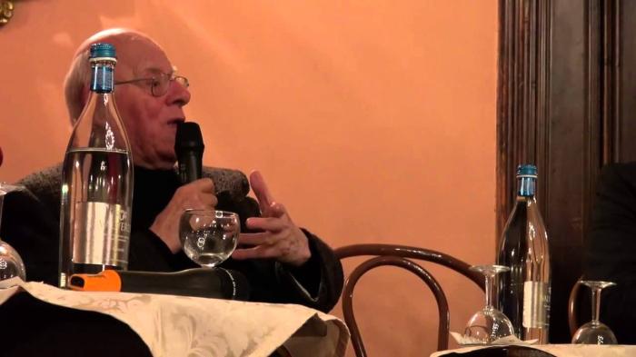 Cordoglio per la morte del partigiano Elio Gollini