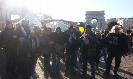 Sessanta imolesi a Genova con Grillo