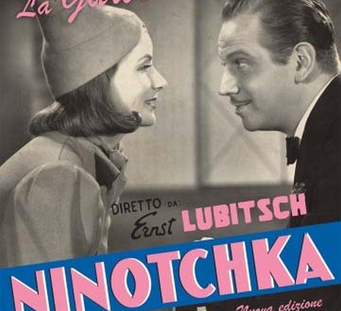 """Il """"Cinema ritrovato"""" propone """"Ninotchka"""""""