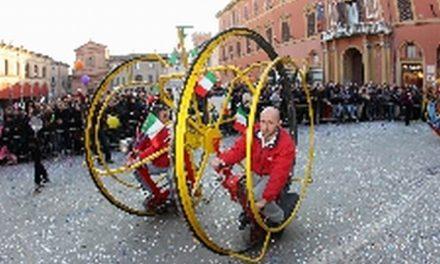 Carnevale con Fantaveicoli e mongolfiere
