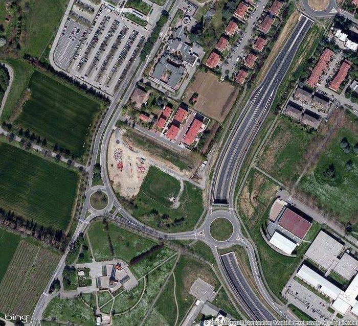 Area verde di via Kolbe: in due per la pezza!