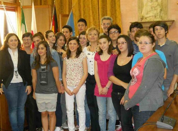 La scuola media di Solarolo premiata dall'Enel