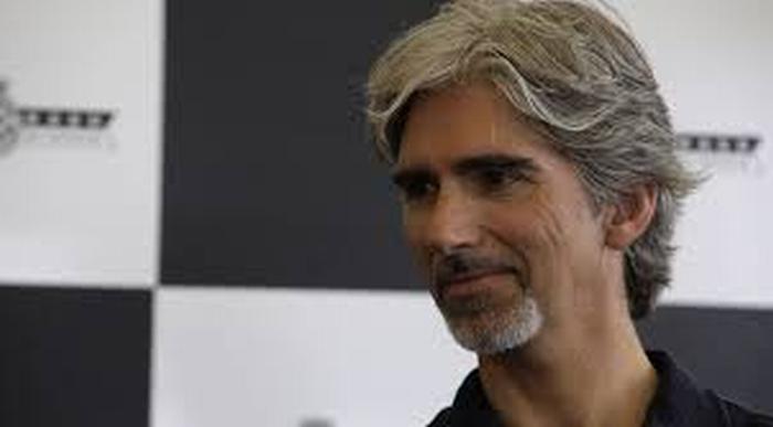 Hill all'autodromo per un documentario su Senna
