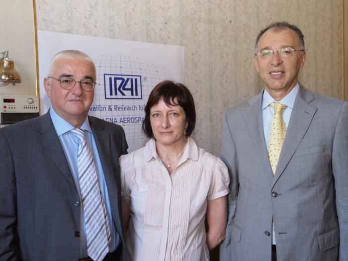 """""""IR4I"""": nasce il cluster aerospaziale dell'Emilia Romagna"""