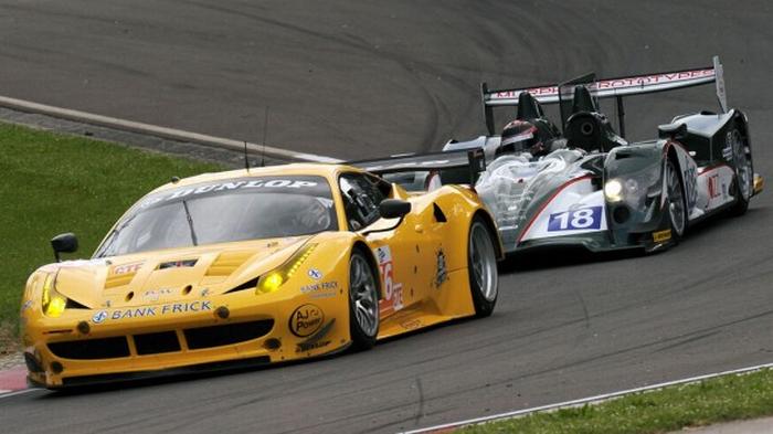 All'autodromo la 4 Ore di Imola European Le Mans