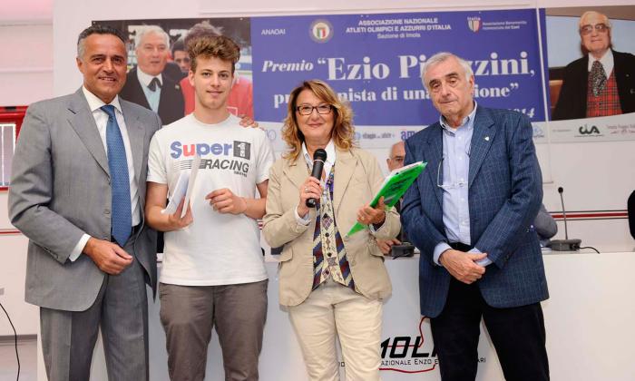 Premio Pirazzini: vince un articolo su Pietro Venieri