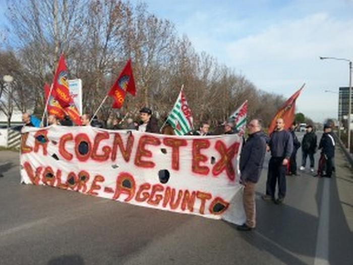 Ex Cognetex verso la chiusura dell'accordo