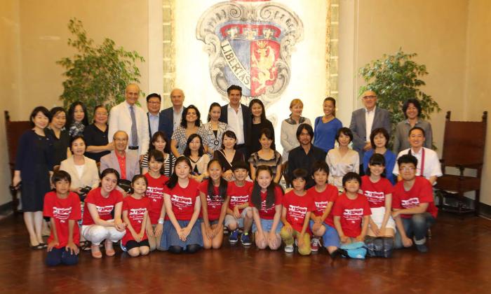 Festa del pianoforte con Cina e Giappone