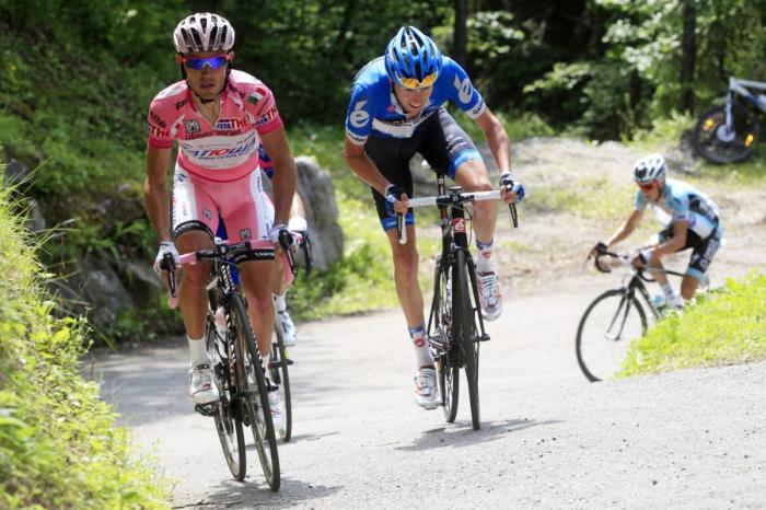 Il Giro d'Italia arriva e parte da Imola