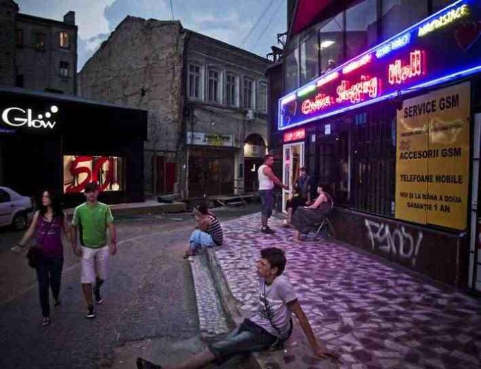Scambio culturale tra giovani italiani e romeni
