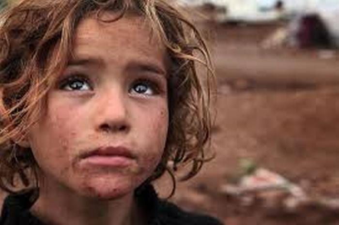 Aiutiamo i bambini siriani a difendersi dal freddo e dalla guerra