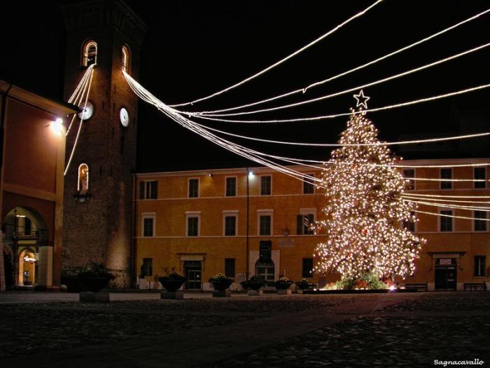 Il Natale di Bagnacavallo