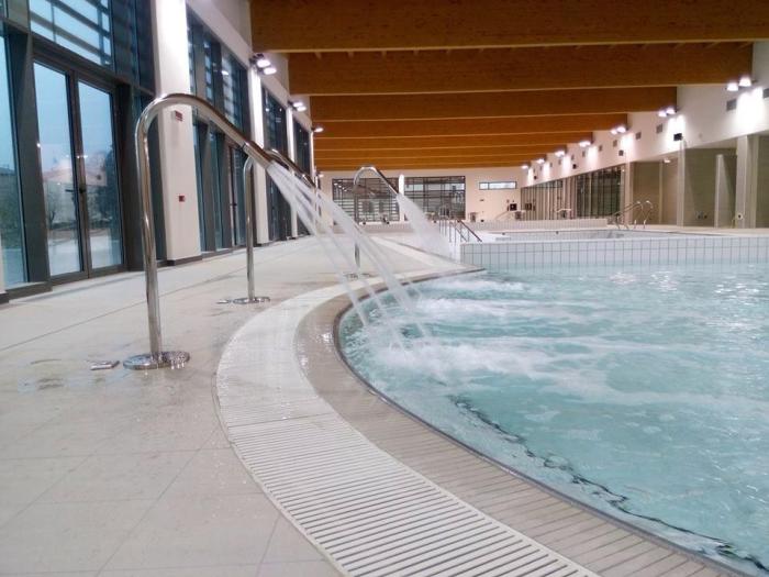 Ortignola, piscine, palestre e area benessere