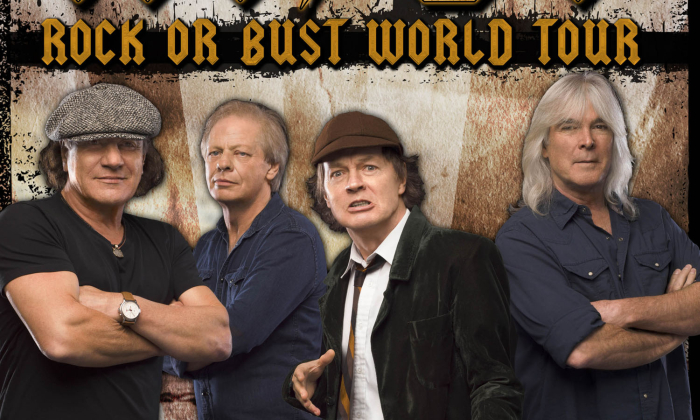 Concerto AC/DC, biglietti al museo dell'autodromo