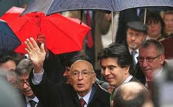"""Manca: """"Napolitano entrerà nei libri di storia"""""""
