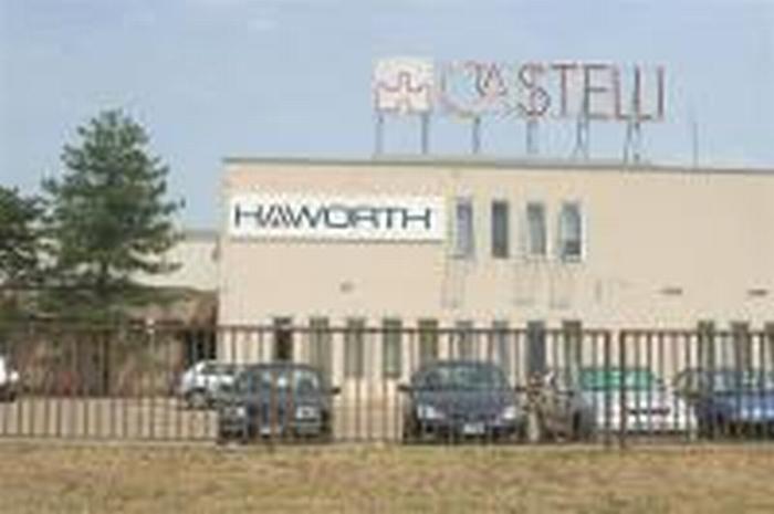 Haworth a rischio 190 posti di lavoro