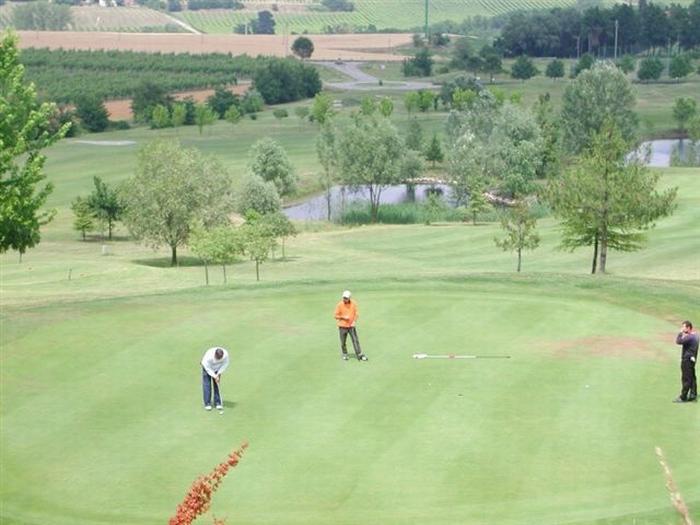 Golf: i giorni dell'Open