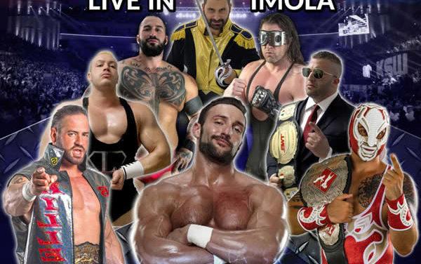 Il mondo del Wrestling sul ring della Tozzona con i suoi campioni