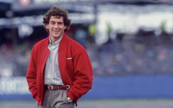 Ospiti d'eccezione per una serata in ricordo di Ayrton Senna