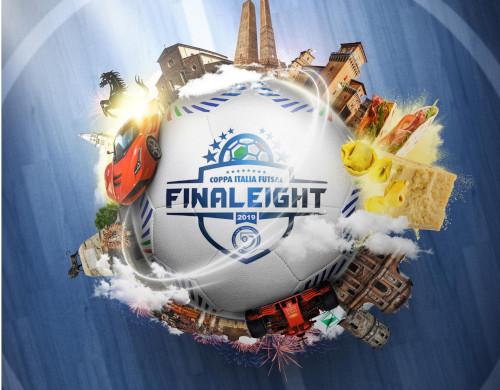 Coppa Italia di calcio a 5, a Faenza la final eight