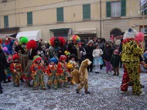 Medicina: in scena il «Carnevale 2011»