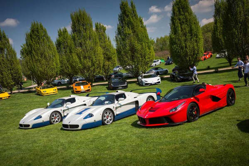 Cars and Coffee Brescia 2016
