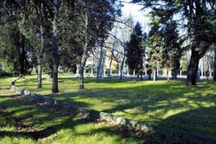 Presentazione progetto del parco dell'Osservanza