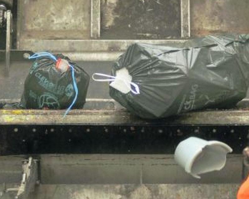 Campanelli d'allarme sulla raccolta rifiuti