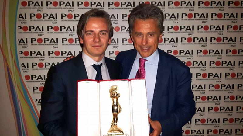 "Cefla vince il ""Popai Award 2016"""