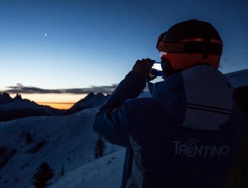 Il Trentino in inverno si fa… in dieci